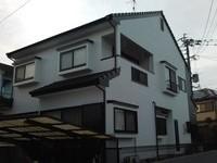 12月9日完成です。筑紫野市杉塚・I様邸 外壁塗装・屋根塗装工事