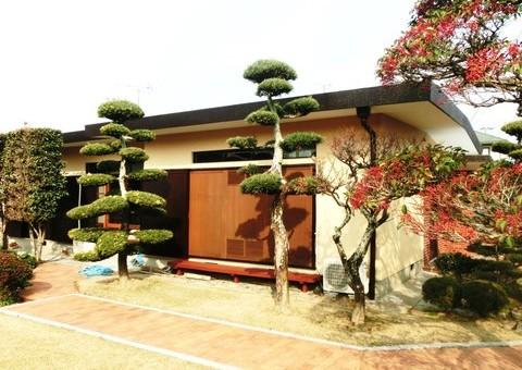 1/16完成です。太宰府市通古賀・B様邸 外壁塗装・屋上防水工事
