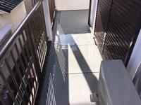 11/27完成です。糟屋郡篠栗町・K様邸 外壁塗装工事