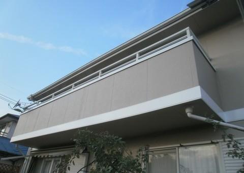 7/24完成です。 筑前町・T様邸 外壁塗装・屋根塗装工事