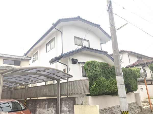 5/15完成です。太宰府市大佐野・F様邸 外壁塗装工事