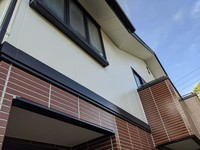 5/7完成です。筑紫野市原田・S様邸 外壁塗装工事