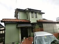6/19完成です。太宰府市吉松・Y様邸 外壁塗装工事