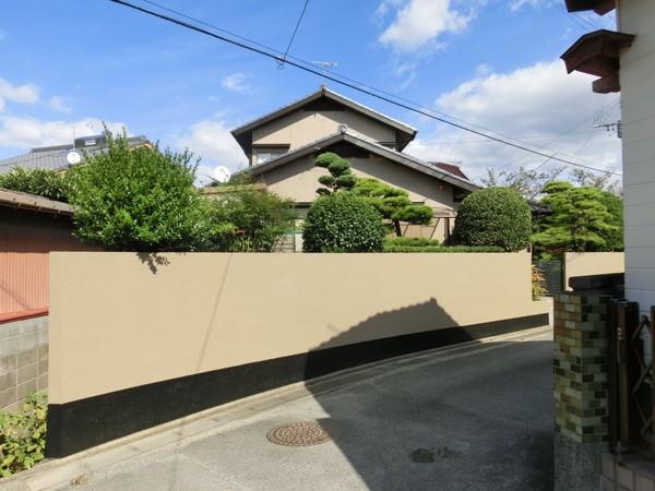 10/17完成です。久留米市・H様邸 外壁塗装・屋根塗装工事