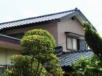 8/19完成です・太宰府市青山・M様邸 外壁塗装・屋根塗装工事