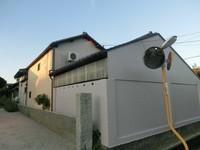 9/15完成です。粕屋郡江辻・I様邸 外壁塗装工事