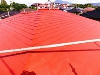 10月21日完成です。筑紫野市針摺東・T様邸 外壁塗装・屋根塗装工事