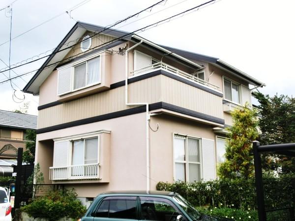 11月18日完成です。筑紫野市光が丘・I様邸 付帯部塗装工事