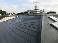 11/29完成です。太宰府市五条・S様邸 外壁塗装・屋根塗装工事