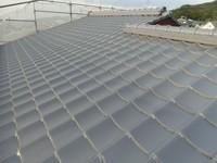 12/2完成です。太宰府市水城・M様邸 外壁塗装・屋根塗装工事