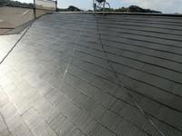 12月29日完成。筑紫野市吉木・T様邸 外壁塗装・屋根塗装工事