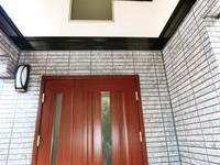 1月28日完了です。筑紫野市杉塚・Y様邸 外壁塗装・屋根塗装工事
