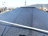 3月19日完成です。太宰府市青山・O様邸 外壁塗装・屋根塗装工事
