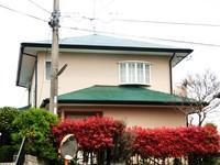 4/11完成。宇美町四王子坂・M様邸 外壁塗装・屋根塗装工事