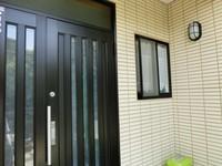 5/10完成です。三井郡大刀洗町・S様邸 外壁塗装・屋根塗装工事