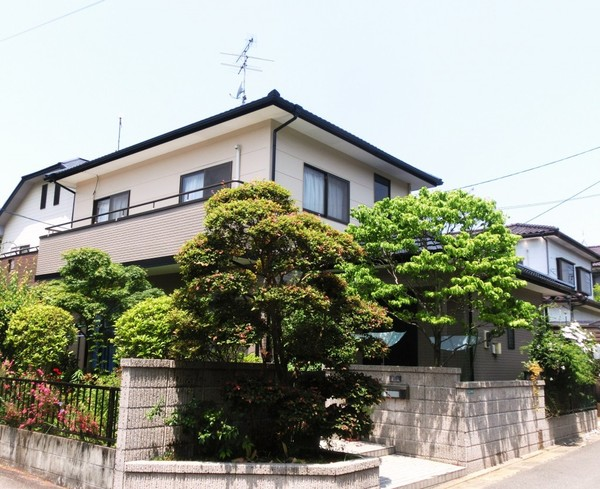 5/10完成です。太宰府市石坂・M様邸 外壁塗装・屋根塗装工事