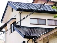 5月20完成です。宇美町障子岳南・T様邸 外壁塗装・屋根塗装工事