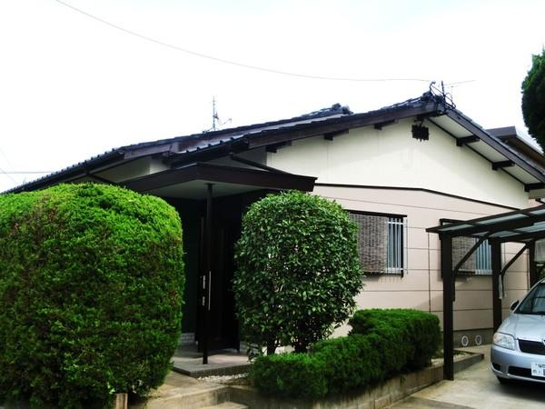 9/1完成です。筑紫野市むさしが丘・I様邸 外壁塗装・屋根塗装工事