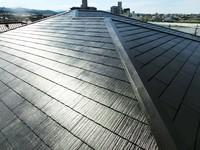9月22日完成です。太宰府市通古賀・T様邸 外壁塗装・屋根塗装工事
