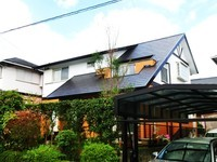 10月2日完成です。筑紫野市光が丘・M様邸 外壁塗装・屋根塗装工事