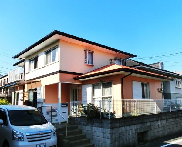10/13完成です。筑紫野市美しが丘南・N様邸 外壁塗装・屋根塗装工事
