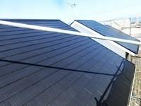 10月29日完成です。小郡市三国が丘・K様邸 外壁塗装・屋根塗装工事