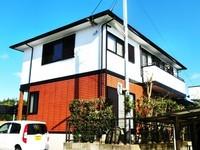 11月14日完成です。太宰府市青山・T様邸 外壁塗装・屋根塗装工事