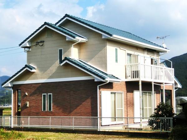 11月15日完成です。筑紫野市阿志岐・S様邸 外壁塗装工事