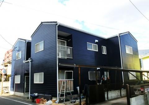 11/25完成です。春日市宝町・MAH宝様 外壁塗装・屋根塗装工事