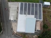 11/2完成です。筑紫野市永岡・O様邸 屋根塗装工事