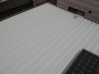 12/20完成です。太宰府市国分・N様邸 屋根塗装工事