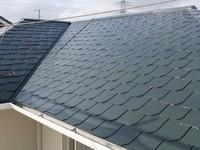 12月4日完成です。筑紫野市光が丘・E様邸 外壁塗装・屋根塗装工事
