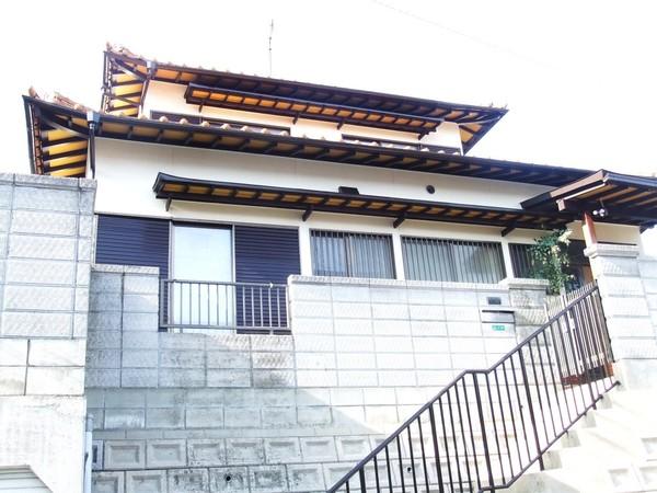 3月20日完了です。筑紫野市紫・O様邸 外壁塗装工事