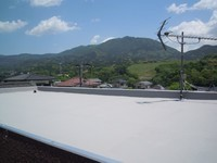 5月3日完成です。太宰府市白川・O様邸 防水工事