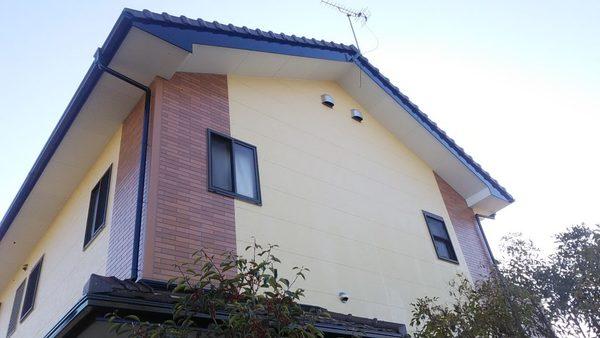 8/21完成です。太宰府市梅香苑・Y様邸 外壁塗装・屋根塗装工事