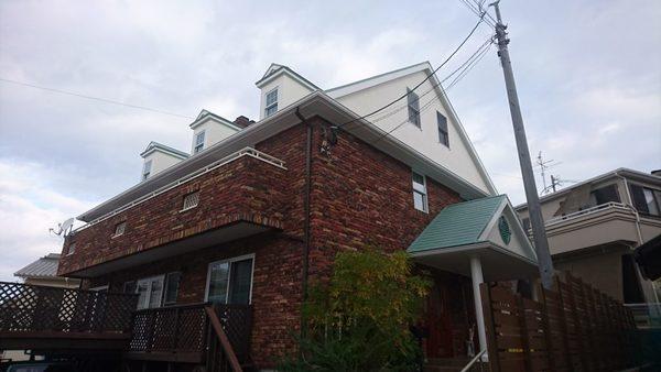 12/20完成です。 福岡市東区・H様邸 外壁塗装・屋根塗装工事