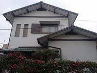 11/15完成です。福岡市東区・N様邸 外壁塗装工事