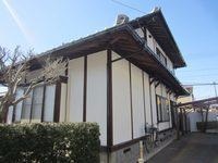 2/19完成です。太宰府市石坂・A様邸 外壁塗装工事