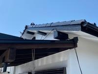 3/31完成です。朝倉郡筑前町・I様邸 外壁塗装・屋根塗装・屋上防水工事