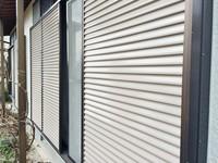 2月4日完成です。小郡市三沢・I様邸 外壁塗装工事