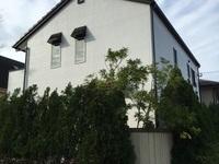 12月8日完成です。宇美町貴船・S様邸 外壁塗装・屋根塗装工事