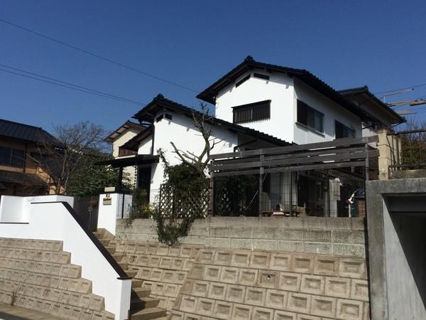2月21日完成です。筑紫野市原・K様邸 外壁塗装・屋根塗装工事