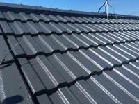9/30完成です。東区雁ノ巣・H様邸 外壁塗装・屋根塗装工事