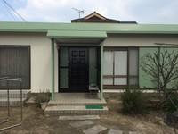 3月9日完成です。太宰府市五条・O様邸 外壁塗装・屋根塗装工事