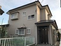 12/24完成です。太宰府市国分・I様邸 外壁塗装・屋根塗装工事
