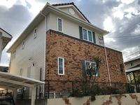 12/25完成です。太宰府市向佐野・H様邸 外壁塗装・屋根塗装工事