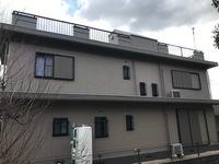 12/29完成です!太宰府市大佐野・E様邸 外壁塗装工事