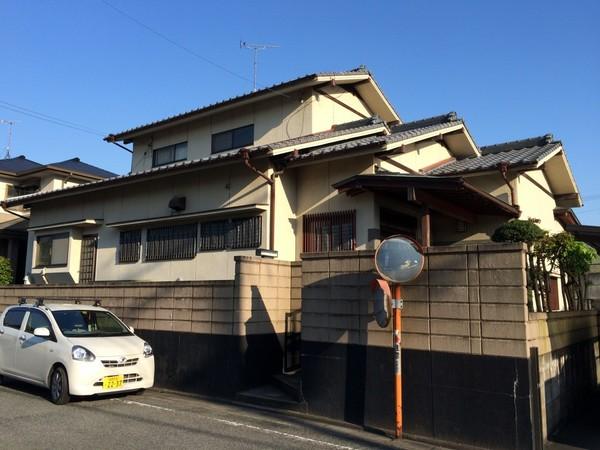 11月25日完成です。太宰府市通古賀・N様邸 外壁塗装工事