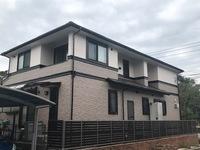 3/8完成です。小郡市美鈴が丘・F様邸 外壁塗装・屋根塗装工事