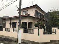 3/23完成です。太宰府市梅香苑・H様邸 外壁塗装工事
